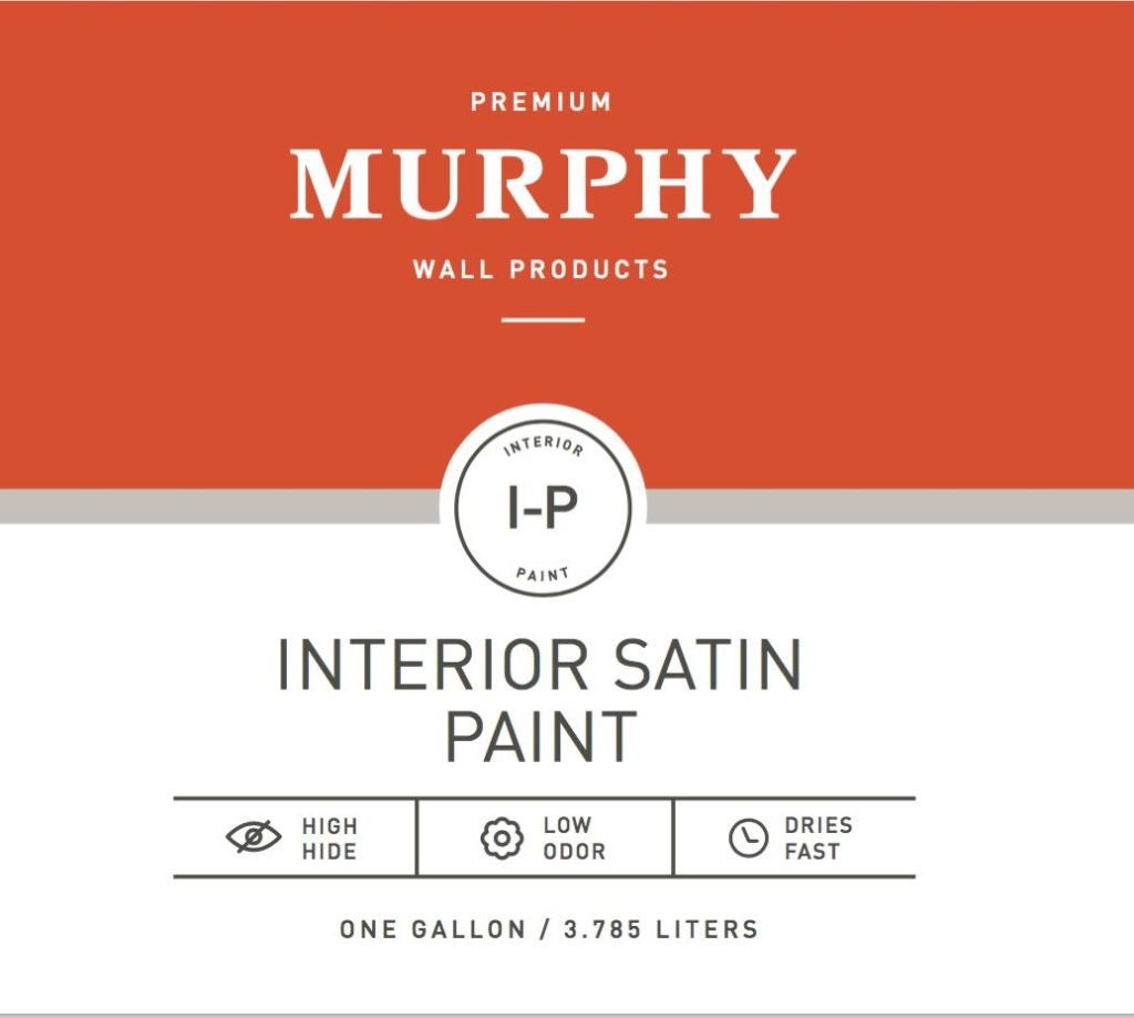 Interior Satin Paint